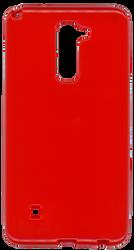 LG Stylo 2  TPU Red