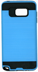 Samsung Note 5 Slim Dura Metal Finish Light Blue