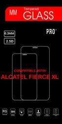Alcatel Fierce XL Tempered Glass