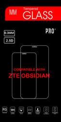 ZTE Obsidian Tempered Glass