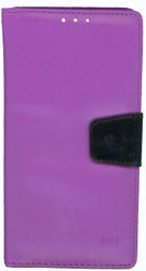 LG Stylo 2 MM Executive Wallet Purple