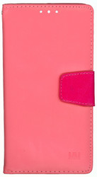 LG Stylo 2 MM Executive Wallet Pink