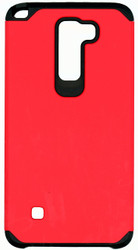 LG Stylo 2 MM Slim Dura Case Red
