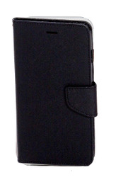 Motorola E2 LTE CDMA Professional Wallet Black