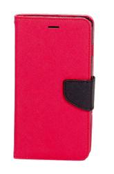 Motorola E2 LTE CDMA Professional Wallet Red