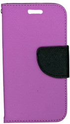 Samsung Prevail LTE G360 Professional Wallet Purple