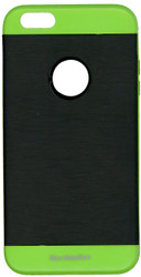 Iphone 6 Plus/6S PLUS MM Slim Duo Case Black & Green