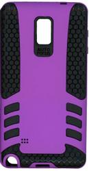 Samsung Galaxy Note 4 MMScorpion Case Purple