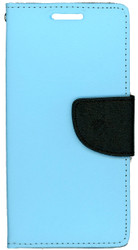 Samsung Galaxy S6 Professional Wallet Blue