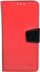 LG Stylo2 PLUS  MM Executive Wallet Red