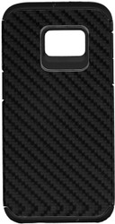 Samsung Galaxy S7 MM Slim Dura Carbon Fiber Kevlar Black