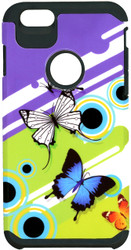 iphone 6 Plus/6S PLUS MM Slim Dura Purple Butterfly