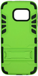 Samsung Galaxy S7 MM Slim Dura Kickstand Green
