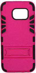 Samsung Galaxy S7 Edge MM Slim Dura Kickstand Pink
