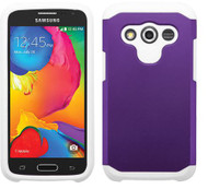 Samsung Galaxy Avant  ASMYNA Purple/White Astronoot Phone Protector Cover