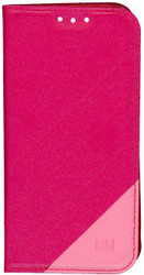 Samsung Galaxy S6 Edge MM Magnet Wallet Pink