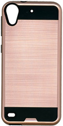 HTC Desire 530 MM Slim Dura Metal Finish Rose Gold