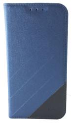 HTC 510 Desire MM Magnet Wallet Blue