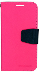 Samsung Galaxy S6 Professional Wallet Dark Pink