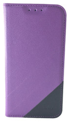 HTC 510 Desire MM Magnet Wallet Purple