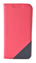 HTC 510 Desire MM Magnet Wallet Red