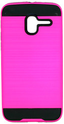 Alcatel Tru MM Slim Dura Metal Finish Pink