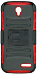 ZTE Warp 7 Super Combo 3 in 1 Red