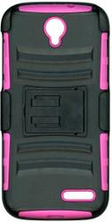 ZTE Warp 7 Super Combo 3 in 1 Pink