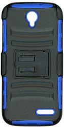 ZTE Warp 7 Super Combo 3 in 1 Blue