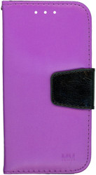 Alcatel Dawn/Streak MM Executive Wallet Purple