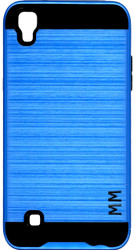 LG XPower MM Slim Dura Metal Finish Dark Blue