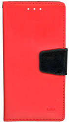 Alcatel Tru MM Executive Wallet Red