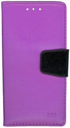 Alcatel Tru MM Executive Wallet Purple