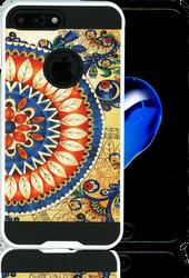Iphone 7 PLUS MM Slim Dura Metal Autumn Paisley