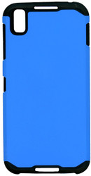 Alcatel Idol 4 MM Slim Dura Case Blue