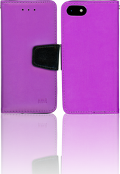 Iphone 7 MM Executive Wallet Purple