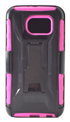 Samsung Galaxy S6 MM Combo 3 in 1 Pink