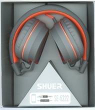 Over The Head Headphones Orange