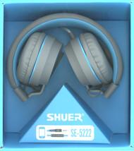 Over The Head Headphones Blue