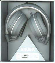 Over The Head Headphones White