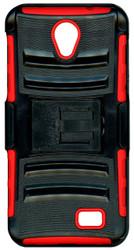 ZTE Avid Trio(Z831) Super Combo 3 in 1 Red