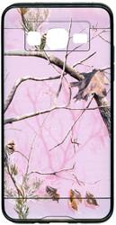 Samsung Galaxy ON5 MM Slim Dura Metal Finish Pink Camo & Black