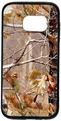 Samsung Galaxy S7 MM Slim Dura Metal Finish Brown Camo & Black