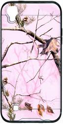 LG XPOWER MM Slim Dura Metal Finish Pink Camo & Black
