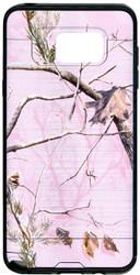 Samsung Galaxy Note 5  MM Slim Dura Metal Finish Pink Camo & Black