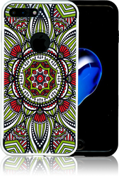 Iphone 7 PLUS MM Slim Dura Metal Tribal Green