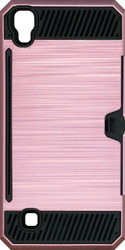 LG XPower MM Slim Dura Metal Finish CC Rose Gold