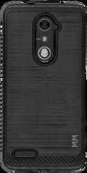 ZTE ZMax Pro MM Metal Carbon Fiber Black