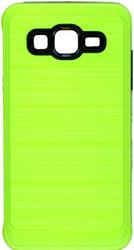Samsung Galaxy ON5 MM Metal Carbon Fiber Green