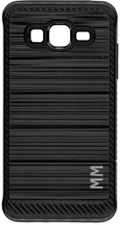 Samsung Galaxy ON5 MM Metal Carbon Fiber Black